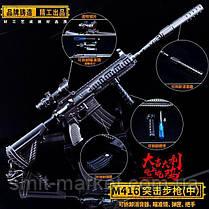 Cнайперская винтовка из игры PUBG M416, фото 3