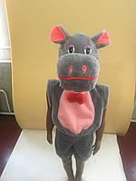 Детский карнавальный костюм Бегемота 3-5 лет