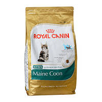 Royal Canin CAT  4 кг MAINE COON KITTEN  корм для котят породы мейн кун