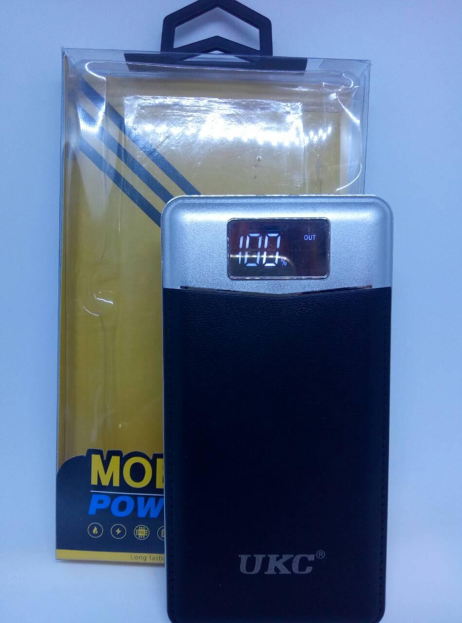 Power Bank. UKC KC-04 38000mA (6000mA Реальная емкость аккумуляторов)