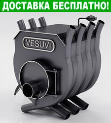 Печь Булерьян Vesuvi с варочной поверхностью (6 кВт, до 125 куб.м)