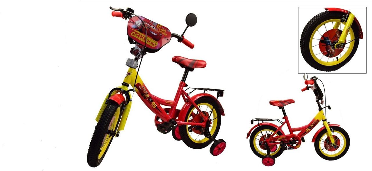 "DT Велосипед DT MCQueen 18"" Red (181817)"