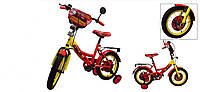 "DT Велосипед DT MCQueen 18"" Red (181817), фото 1"