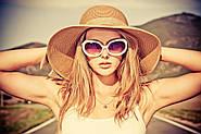 Как правильно ухаживать за волосами летом?