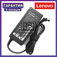 Блок питания зарядное устройство адаптер для ноутбука Lenovo  20V 3.25A 65W 5.5x2.5