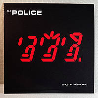 CD диск The Police - Ghost In The Machine