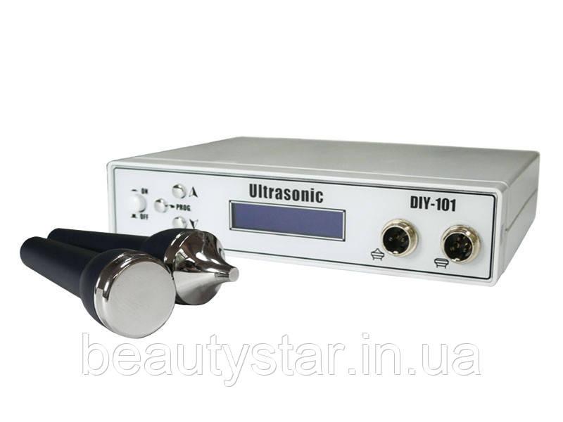 Косметологический ультразвуковой аппарат для фонофореза мод. 101-DIY