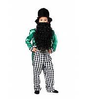 Карнавальный костюм КАРАБАС БАРАБАС для мальчика 5,6,7,8,9,10 лет детский маскарадный костюм КАРАБАСА БАРАБАСА