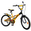 "DT Велосипед DT 18"" Hummer Yellow Black (111809)"