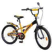 "DT Велосипед DT 18"" Hummer Yellow Black (111809), фото 1"