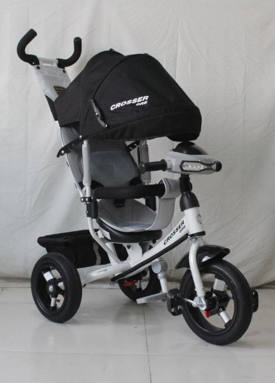 Azimut Велосипед Azimut Crosser T-1 Air Black (T-1 Air)