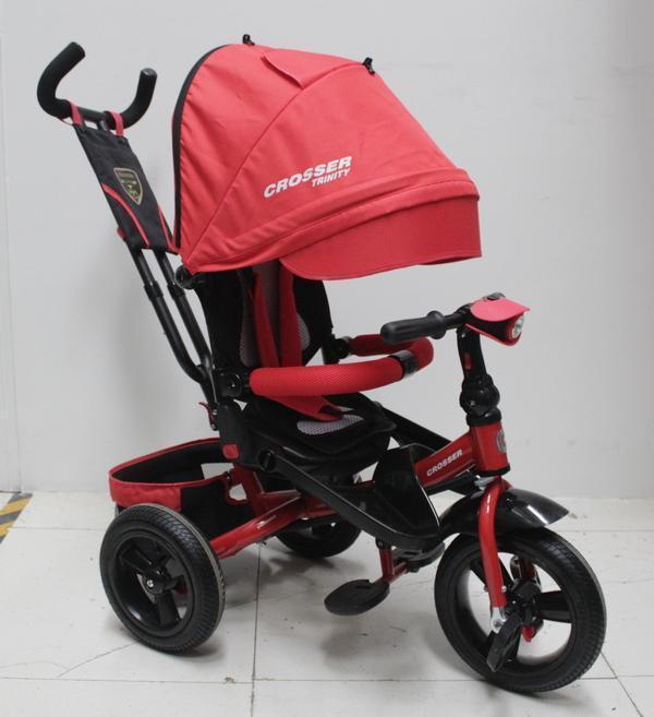 Azimut Велосипед Azimut Crosser T-400 TRINITY Air Red (T-400)