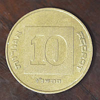 Ізраїль 10 агор 1987 р.