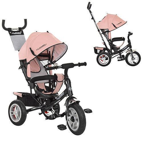 Turbo Trike Велосипед Turbo Trike M 3113AL-10 Light Pink (M 3113AL)