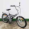 """Tilly Велосипед Tilly Explorer 20"""" T-22017 Black Grey (T-22017)"""
