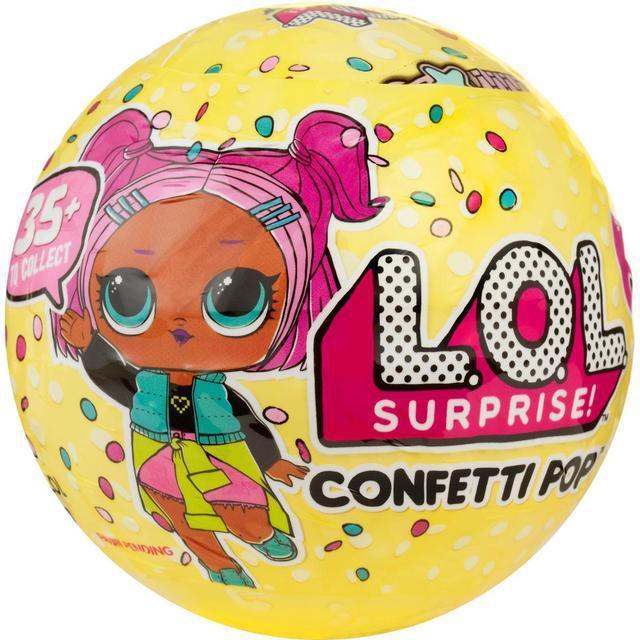 ТОЛЬКО ОПТ!!! Кукла Лол L.O.L. Surprise Confetti POP (конфетти поп ) 3 сезон