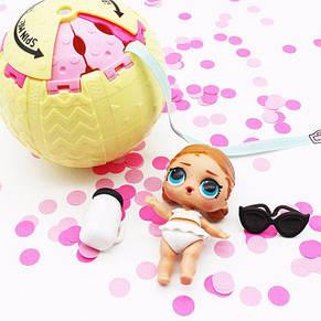 ТОЛЬКО ОПТ!!! Кукла Лол L.O.L. Surprise Confetti POP (конфетти поп ) 3 сезон, фото 2