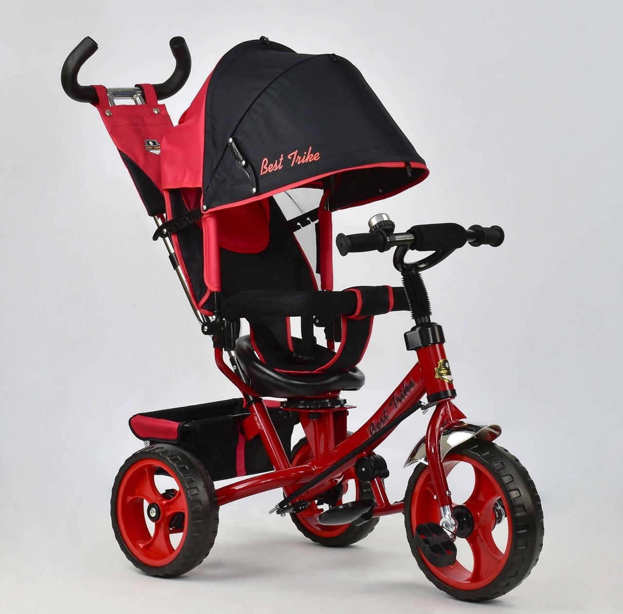 Best Trike Велосипед Best Trike 5700 4670 Red (5700)