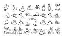 Слайдер-дизайн Fonix 346 Кошки