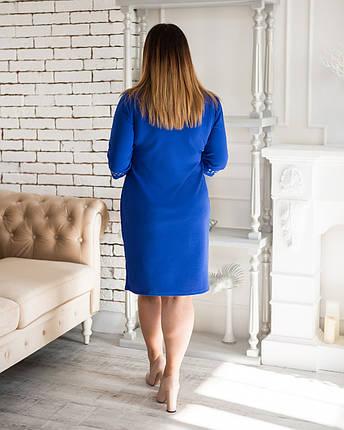 Женское платье вышиванка больших батальных размеров, фото 2