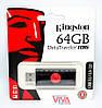 USB флешка Kingston DataTraveler DT 106 64 GB USB 3.1