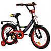 """Corso Велосипед Corso 16"""" С16210 Black (С16210)"""
