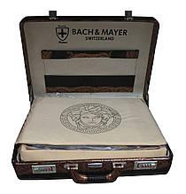 Набір столових приладів Bach & Mayer (Switzerland) в дипломаті на 12 персон, 72 предмета