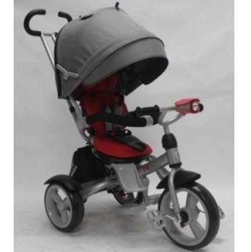 Azimut Велосипед Azimut Crosser EvaGrey/ Red (T-503)