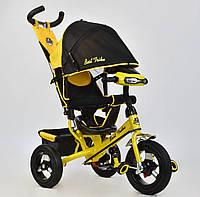 Best Trike Велосипед Best Trike 6588 В - 2810 Black-Yellow (6588 B), фото 1