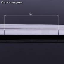 Светодиодная лента, неон 220В JL 2835-120 W IP65 желтый, герметичная, фото 3