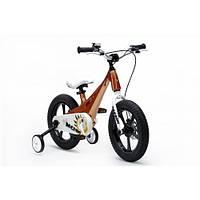 "Royal Baby Велосипед Royal Baby 14"" Mgdino 14-21 Brown (RB14MG), фото 1"