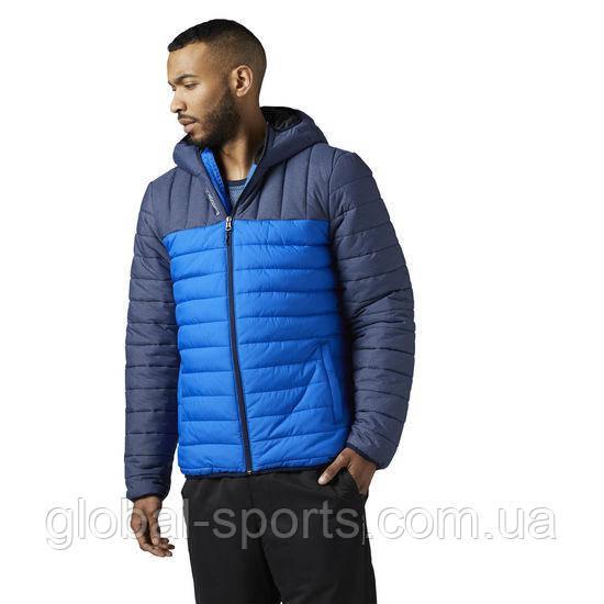 44f0bc5d Мужская зимняя куртка Reebok Outdoor (Артикул: S96417) - магазин Global  Sport в Харькове