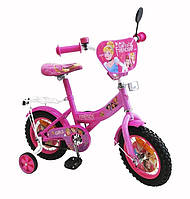 "DT Велосипед DT 18"" Pink (181802), фото 1"