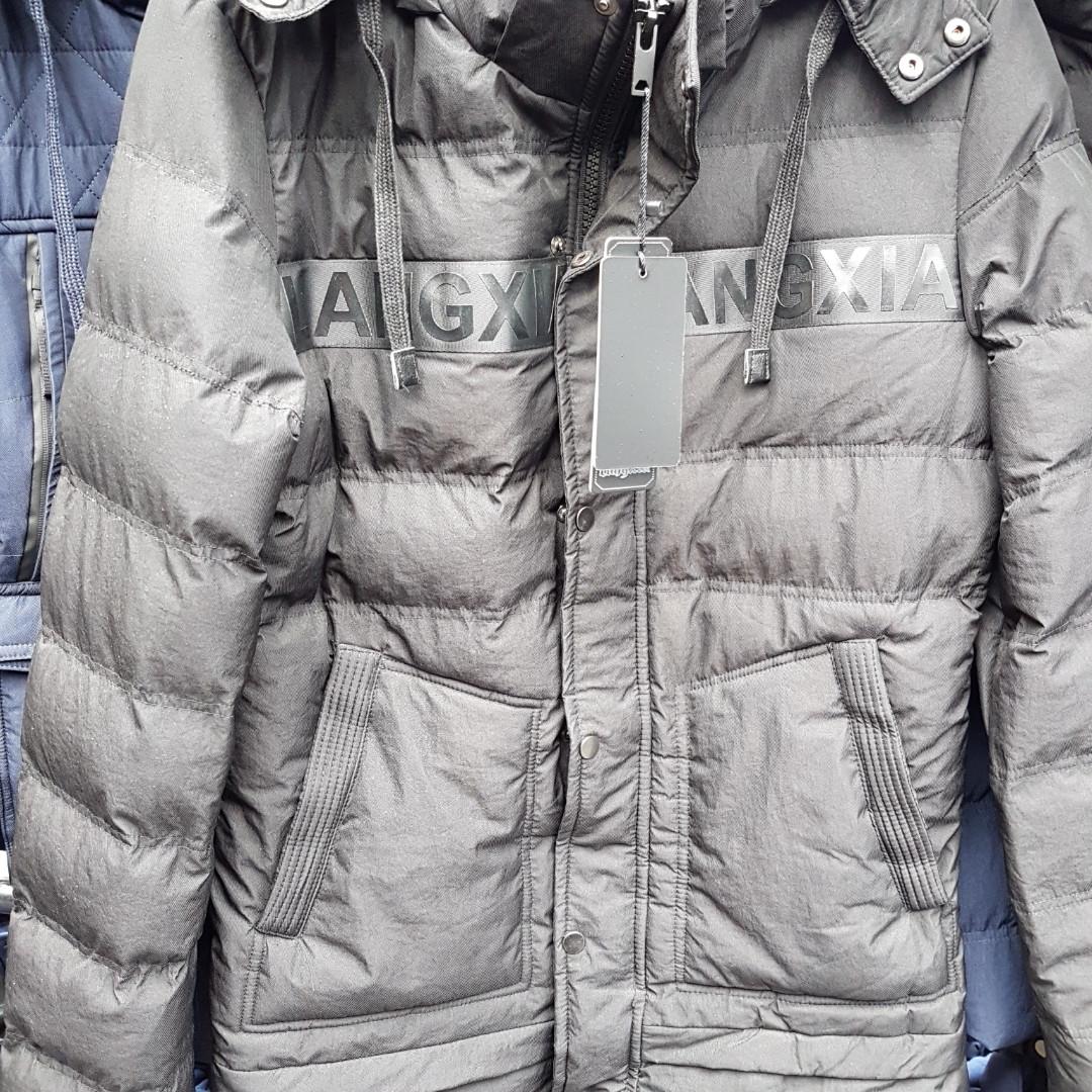 bd03c7bed36 Мужская куртка зима черного цвета Китай - Оптовый интернет-магазин дешевой  одежды