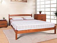 Кровать Ликерия без изножья 160 х 200 см (орех светлый)