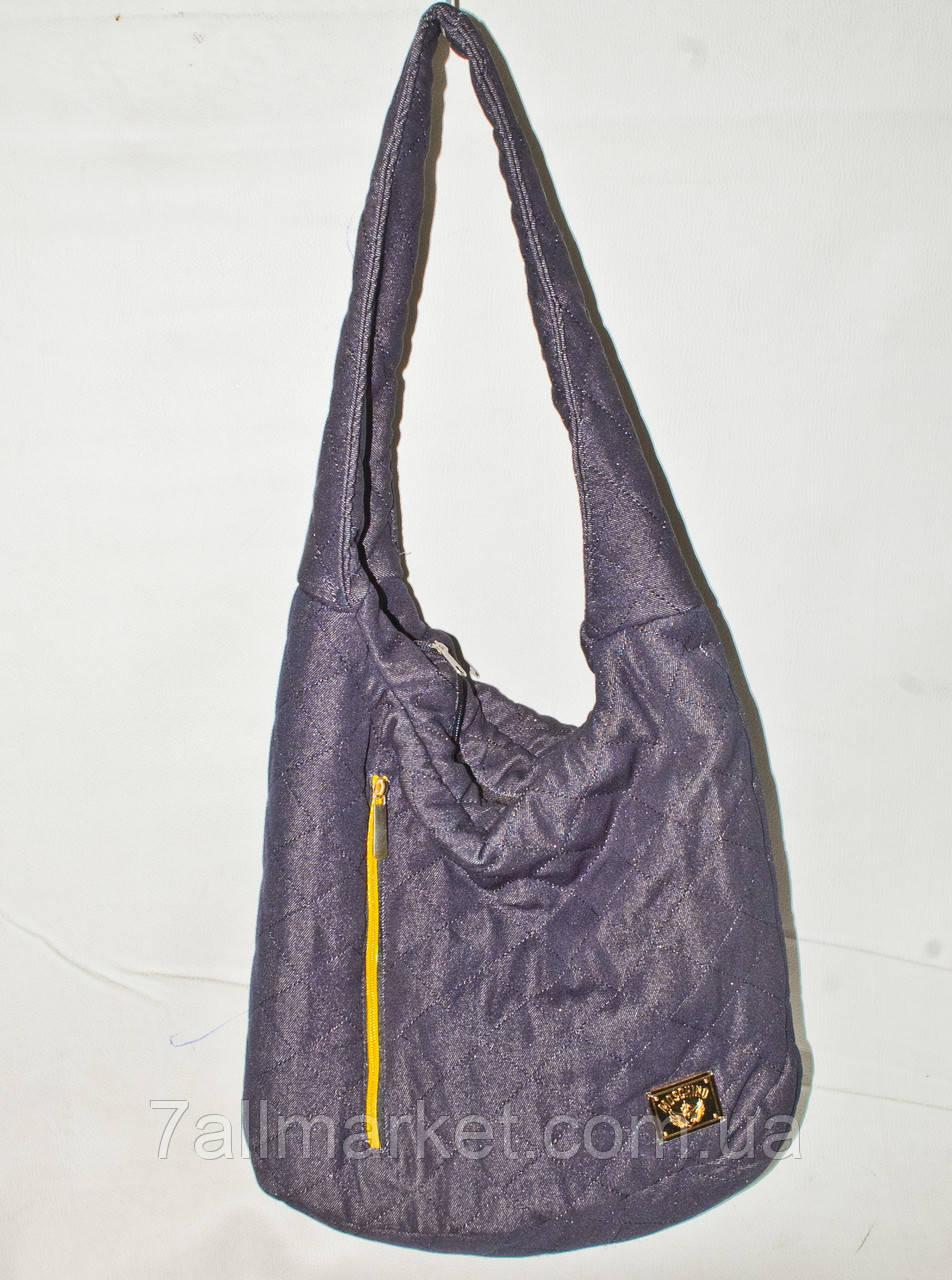 4d38e75bc780 Сумка-мешок женская стеганая, размер 34*32 см Серии