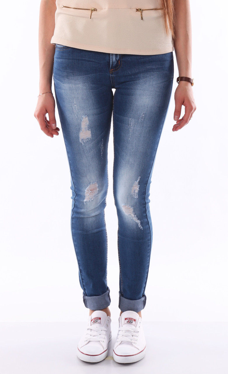 194b8f0b240 Джинсы американка с высокой талией. Артикул  CS9617 - Интернет-магазин  «Jeans Best