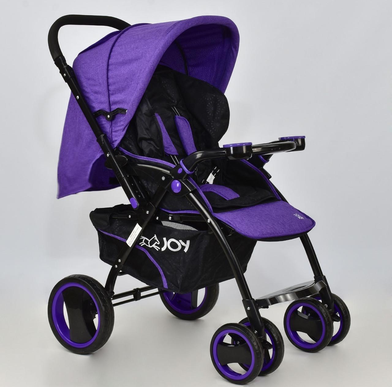 Joy Прогулочная коляска Joy Т 100 Purple (Т 100)