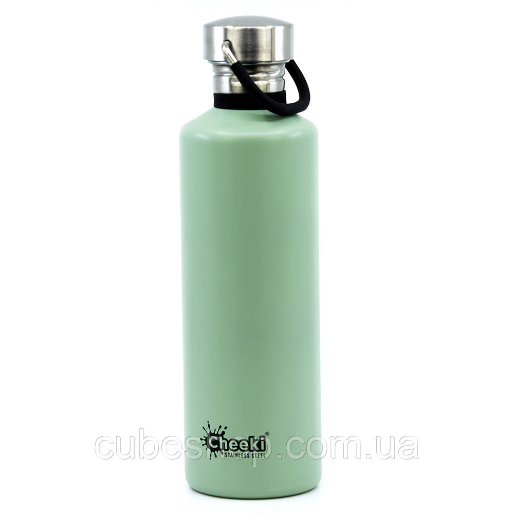 Бутылка для воды Cheeki Classic Single Wall Pistachio (750 мл)