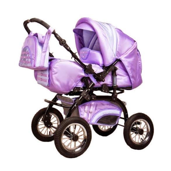 Trans Baby Коляска-трансформер Trans Baby Rover 130/19 Lilas (130/19)