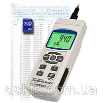 PCE-932 Регистратор, Измеритель давления (Германия), фото 2