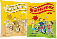 Английский язык / New Chatterbox 2nd edition / Pupil's+Activity Book. Учебник+Тетрадь (комплект), 2 / Oxford