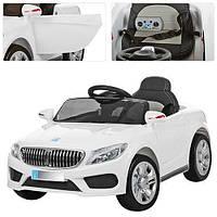 Bambi Электромобиль Bambi BMW M 3270EBLR-1 White (M 3270EBLR), фото 1