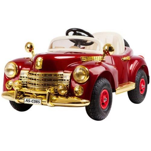 AL Toys Электромобиль Buick RETRO Red (BS8888)