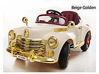 AL Toys Электромобиль Buick RETRO Beige (BS8888), фото 1