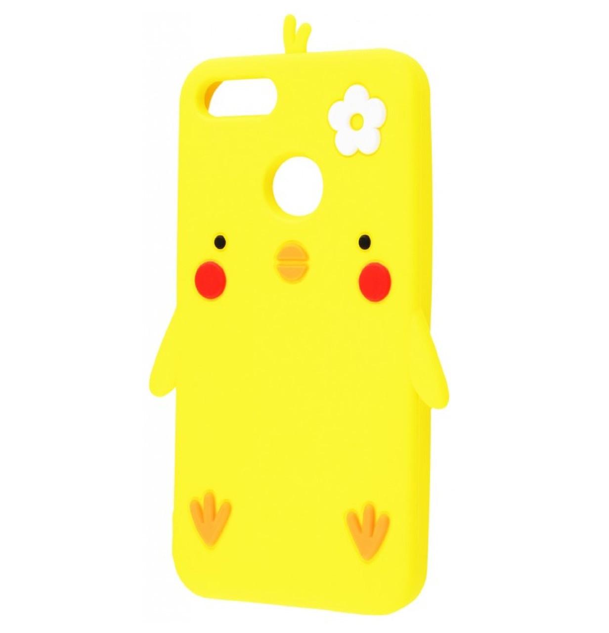 Чехол-накладка TPU Chicken для Xiaomi Mi A1 / Mi 5X Yellow