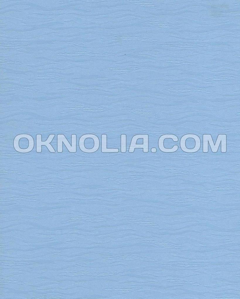 Тканевая ролета Ван Гог 3020 голубой, 50*170 см