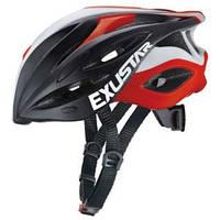 Шлем EXUSTAR BHM113 размер M/L 58-62 см красный