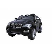 AL Toys Электромобиль AL Toys BMW X6 Black (JJ 258), фото 1