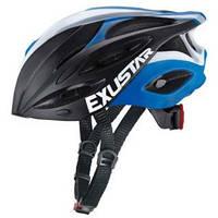 Шлем EXUSTAR BHM113 размер S/M 55-59 см голубой